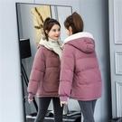 羽絨服 棉服女冬季外套中長款小個子韓版大碼棉衣寬鬆加厚棉襖潮 生活主義