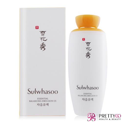 Sulwhasoo 雪花秀 滋陰乳 EX(125ml)(百貨公司貨)【美麗購】