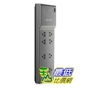 [美國直購 ShopUSA] Belkin BE108200-06 8 Outlet Home/Office Surge Protector (6 feet) $1134