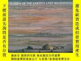 二手書博民逛書店THE罕見ATLAS OF WILD PLACES:IN SEA