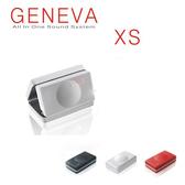 GENEVA Model XS  攜帶式鬧鐘收音機 白色