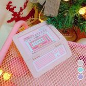 粉紅飾品小物收納盒 置物盒 整理盒 筆筒