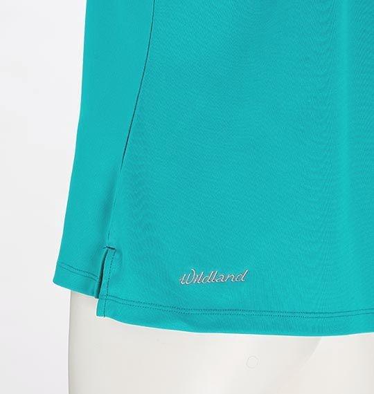 丹大戶外【Wildand】荒野 女椰碳紗YOKE領抗菌上衣 0A71657 五色