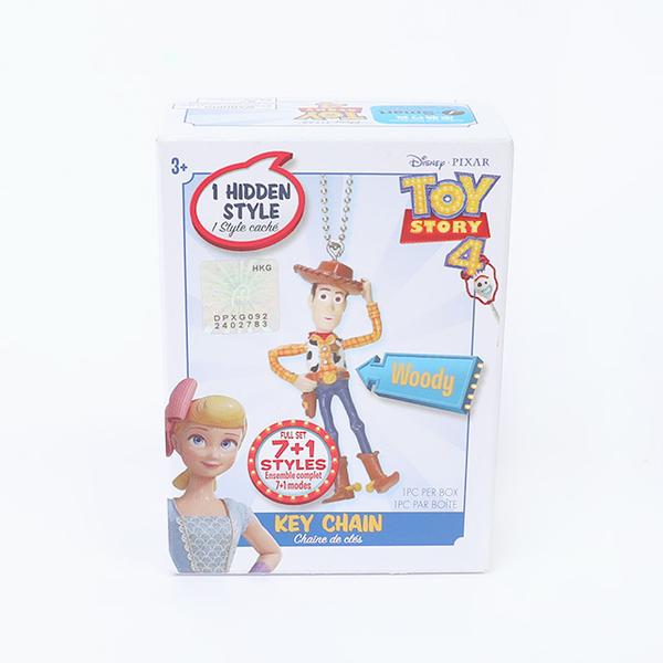 【玩具總動員4人物珠鍊小吊飾】Norns 迪士尼正版 裝飾鑰匙圈