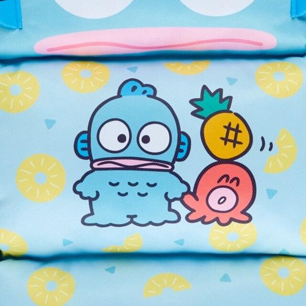 小禮堂 人魚漢頓 兩用涼感靠枕 (炎夏企劃) 4550337-77207