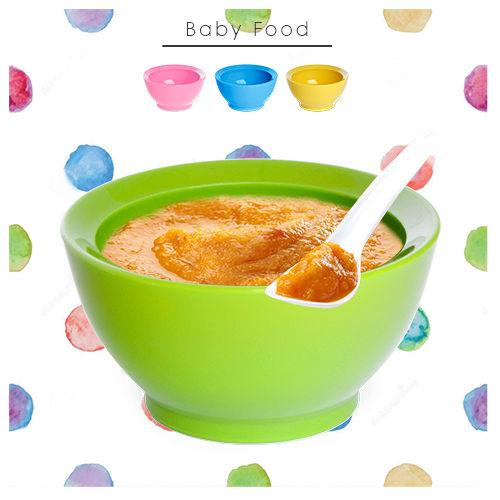 美國 Calibowl 兒童防漏學習碗230ml - 藍綠【佳兒園婦幼館】