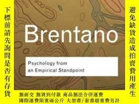 二手書博民逛書店Psychology罕見From An Empirical StandpointY364682 Franz B
