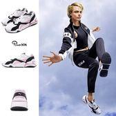 Puma 慢跑鞋 Nova 90s Bloc Wns 白 粉紅 透氣鞋面 緩震中底 女鞋 運動鞋【PUMP306】 36948603