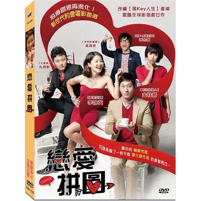 戀愛拼圖DVD 金柱赫/李允智