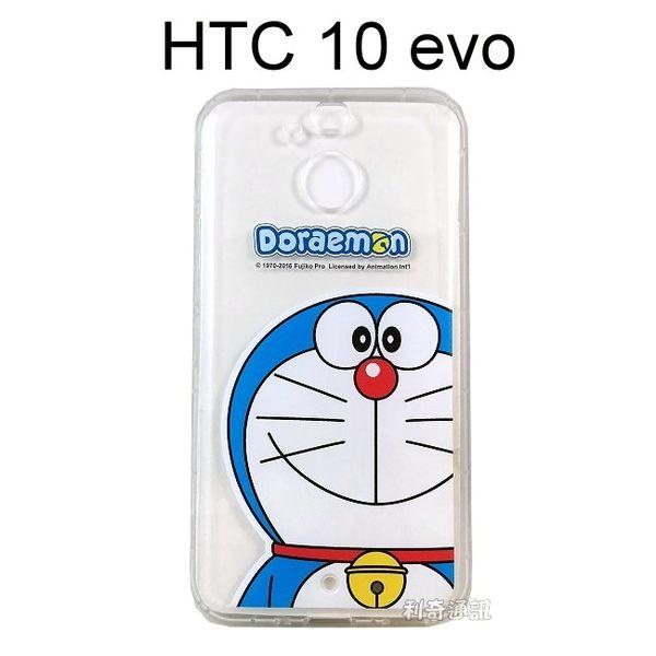 哆啦A夢空壓氣墊軟殼 [大臉] HTC 10 evo (5.5吋) 小叮噹【正版授權】