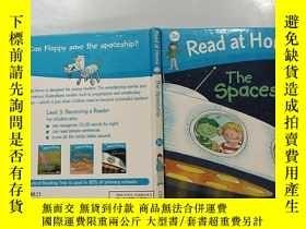 二手書博民逛書店the罕見spaceship:宇宙飛船:Y200392