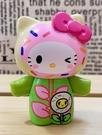 【震撼精品百貨】凱蒂貓_Hello Kitty~日本SANRIO三麗鷗 TKDK限量版擺飾-凱蒂貓粉綠#15291