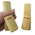 數來寶竹板 相聲響板 (空白面.4片式)/一袋50個入{促25} 拍板樂器 快板 數來寶響板