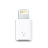 Apple 蘋果 Lightning 對 Micro USB 轉接器 (iPhone iPad iPod)(MD820FE/A)