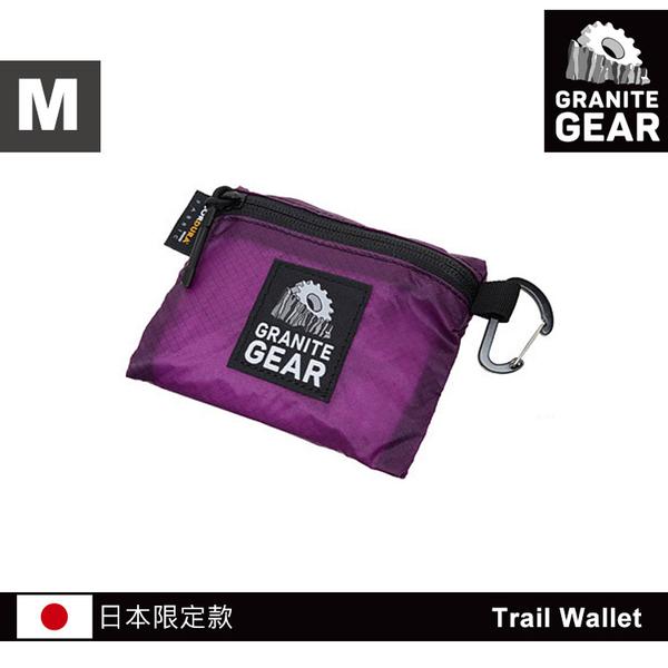 Granite Gear 1000102 Trail Wallet 輕量零錢包(M) / 城市綠洲 (超輕、防撥水、耐磨、抗撕裂)