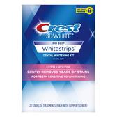 美國Crest 美白牙貼 14天份(28片) 溫和美白呵護牙齒