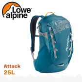 【 LOWE ALPINE 英國 Attack 25 休閒後背包《邦地海灘》25L】FMP-42/雙肩背包/登山包/健行/旅行