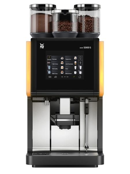 全自動咖啡機 - WMF-5000S雙豆槽 【 良鎂咖啡精品館 】