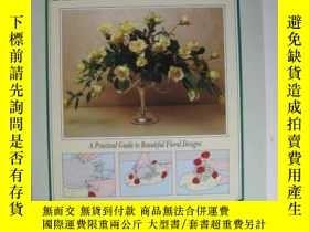 二手書博民逛書店FLOWER罕見ARRANGING:A PRACTICAL GUIDE TO BEAUTIFUL FLORAL D