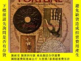二手書博民逛書店Fate罕見and Fortune命與運,1989大開本精裝多圖