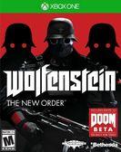X1 Wolfenstein: The New Order 德軍總部:新秩序(美版代購)