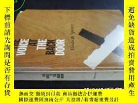 二手書博民逛書店THE罕見VOLCE AT THE BACK BOOR5919