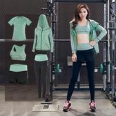 瑜伽服套裝女健身房專業跑步速干衣