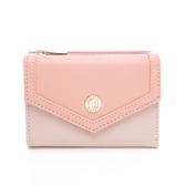 PLAYBOY- 翻蓋短夾 Envelope系列 -粉色