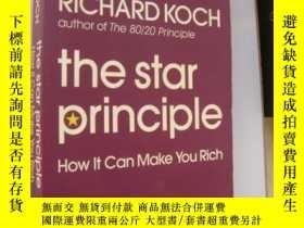 二手書博民逛書店The罕見Star Principle: How It Can