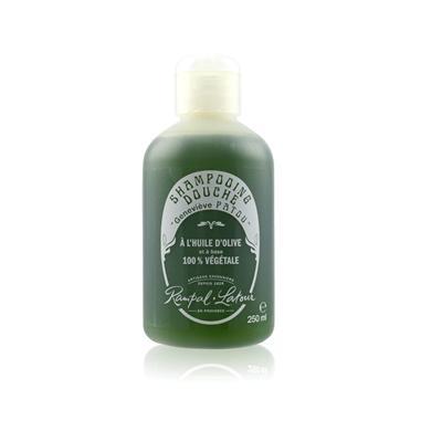 【南法香頌】歐巴拉朵 特級橄欖油沐浴乳250mlx1瓶_送南法隨身包x2包
