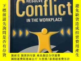 二手書博民逛書店How罕見to Resolve Conflict in the