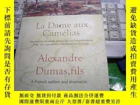 二手書博民逛書店La罕見Dame aux Camelias 聖母瑪利亞卡米利亞斯