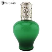 (綠葫蘆) 小手工玻璃瓶 香薰瓶 薰香瓶 精油瓶