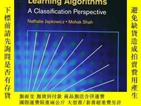 二手書博民逛書店Evaluating罕見Learning AlgorithmsY256260 Nathalie Japkowi