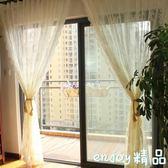 美式鄉村簡約現代出口韓國清新蕾絲紗簾窗簾(其他規格可聯繫客服)  enjoy精品
