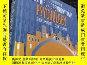 二手書博民逛書店Current罕見Perspectives in Industrial Organizational Psycho