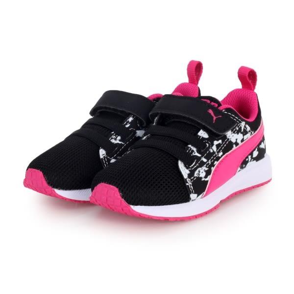 PUMA Carson Runner Blur V Kids 女童慢跑鞋(童鞋 免運≡體院≡