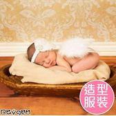 寶寶寫真服/天使造型翅膀 三色可選