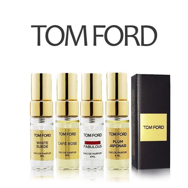 Tom Ford 私人調香系列 4ml 紙盒裝 香味可選【PQ 美妝】