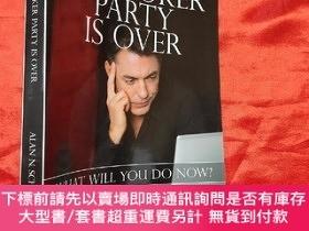 二手書博民逛書店The罕見Poker Party Is over: What Will You Do Now? (大32開) 【詳