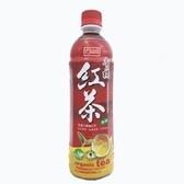 (整箱優惠)【康健生機】 有機紅茶(無糖)590mlx24瓶