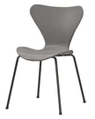 【南洋風休閒傢俱】餐椅系列-奎妮鐵管pp塑料餐椅 休閒椅 洽談椅 CM1068-3-4-5