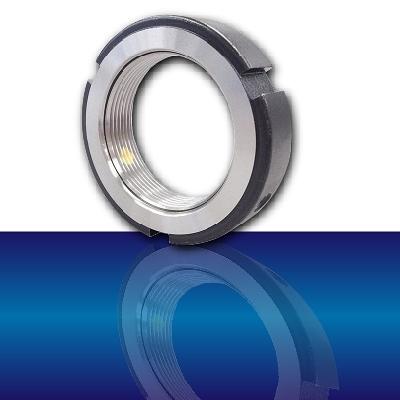 精密螺帽MR系列MR 10×0.75P 主軸用軸承固定/滾珠螺桿支撐軸承固定