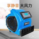 220V 小型吹地機家用地面吹乾機地板吹風機商用地毯烘乾機 CJ2508『易購3c館』