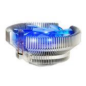 冰暴1155amd intel英特爾台式機電腦 cpu散熱器 cpu風扇775超靜音