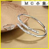現貨-純銀復古至尊寶緊箍咒手鐲 艾尚精品