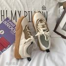 板鞋女夏秋季韓版百搭學生帆布運動小白鞋  流行花園