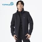 TERNUA 男THERMAL PRO針織立領保暖外套1643120 AF ( 登山 露營 旅遊健行 風衣防水 )
