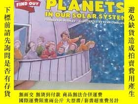 二手書博民逛書店(LETS罕見READ AND FIND OUT)The planets in our solar system奇