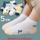 清倉特惠 寶寶純棉襪子春秋網眼卡通可愛新生嬰幼兒童船短襪夏季薄款1-3-5